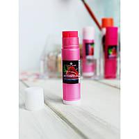 Бальзам для губ Клубничное настроение от GZ 4 г - с какао маслом, защищает от пересыхания, заживляет