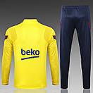 Спортивный тренировочный костюм Барселона Barcelona 2019-20, фото 2
