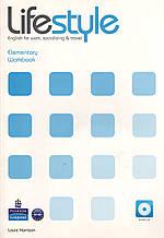 Рабочая тетрадь  Lifestyle Elem Workbook+cd