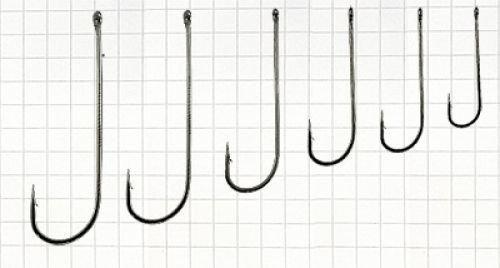 Крючок GC Bullhead № 1 (10 шт/уп)