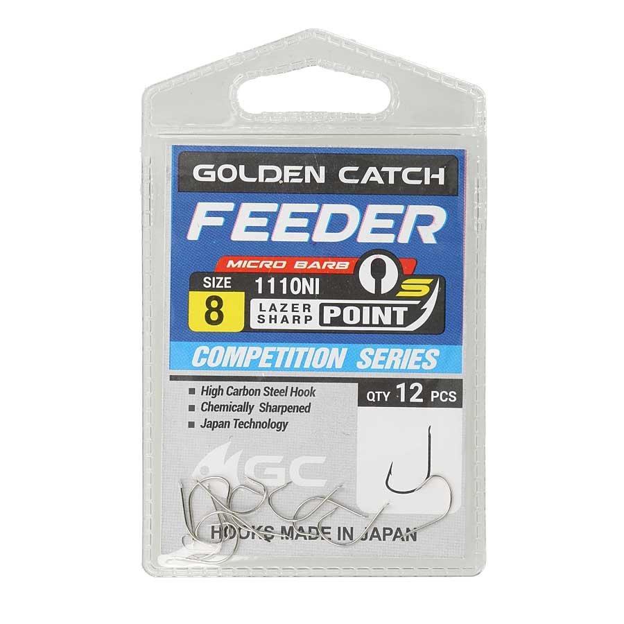 Крючок GC Feeder S 1110NI №15(12шт)