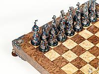 Серебряные шахматы Испанские, фото 1