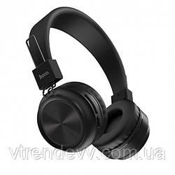 Bluetooth наушники Hoco W25 черный