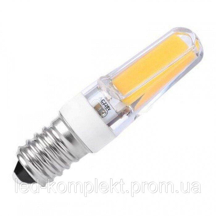Светодиодная лампа  2508 5W E14 4500K AC220 silicon
