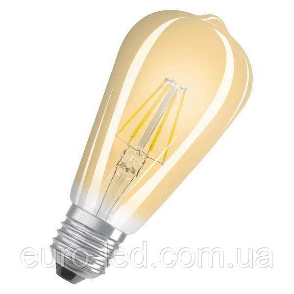 Світлодіодна лампа Biom FL-418 ST-64 8W E27 2350K Amber