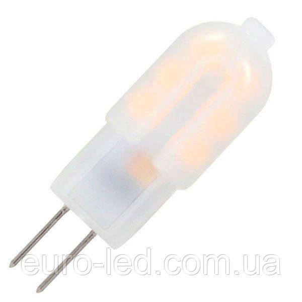 Светодиодная лампа  G4 2W 2835 PC 4500K AC220