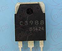 Транзистор NPN 800В 25А Sanyo 2SC3988 TO3P