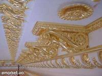 Позолота сусальным золотом, серебрение