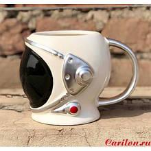 Кружка «Шлем космонавта 3D»