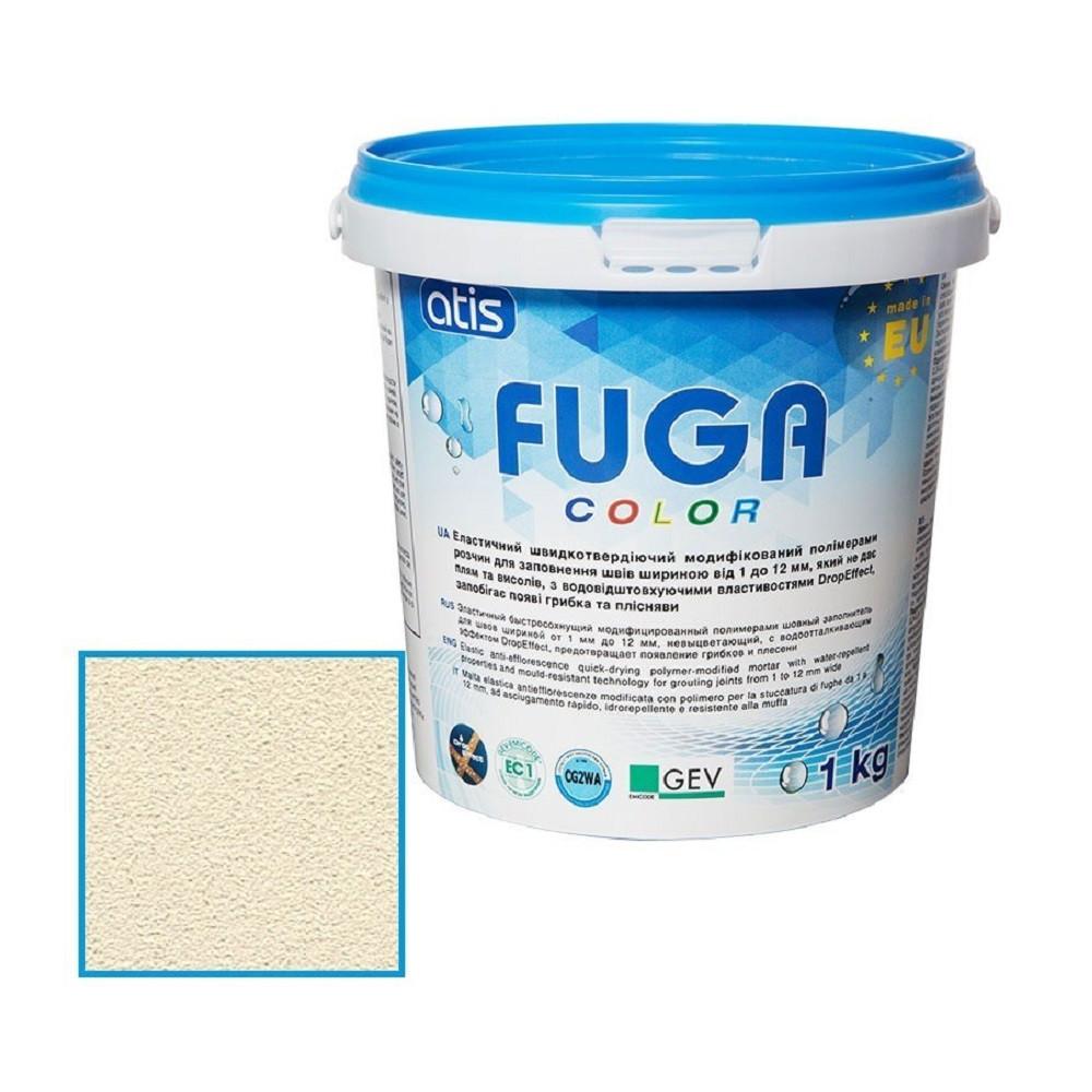 Затирка Atis Fuga Color A 131/1кг ваниль