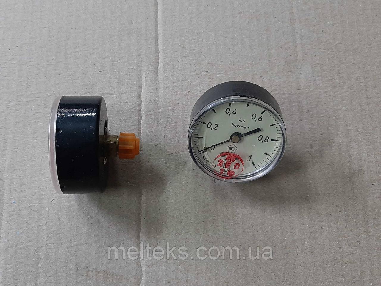 Манометр МП2-УУ2 осьової 1 атм