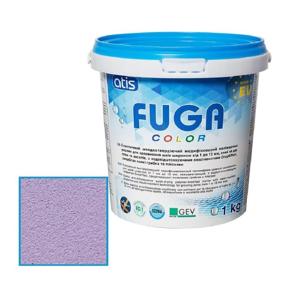 Затирка Atis Fuga Color A 162/1кг фиолетовый