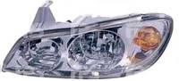 Фара передняя для Nissan Maxima '00 -06 Qx левая  (DEPO) механическая