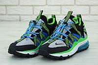 Мужские зеленые Кроссовки Nike Air Max 270 Bowfin(реплика)