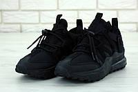 Мужские черные Кроссовки Nike Air Max 270 Bowfin(реплика)