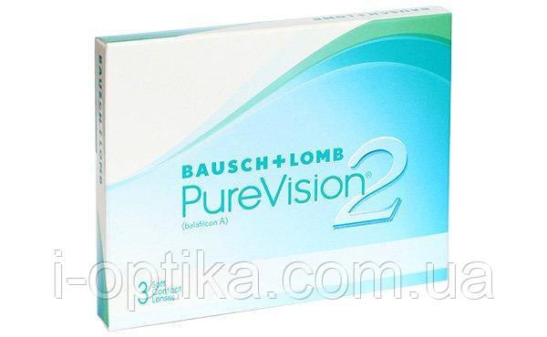 Контактные линзы PureVision 2, фото 2