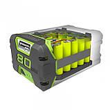 Greenworks PRO 80V 2.0 Ач литий-ионная батарея G80B2 (2901207) (GBA80200 ), фото 2