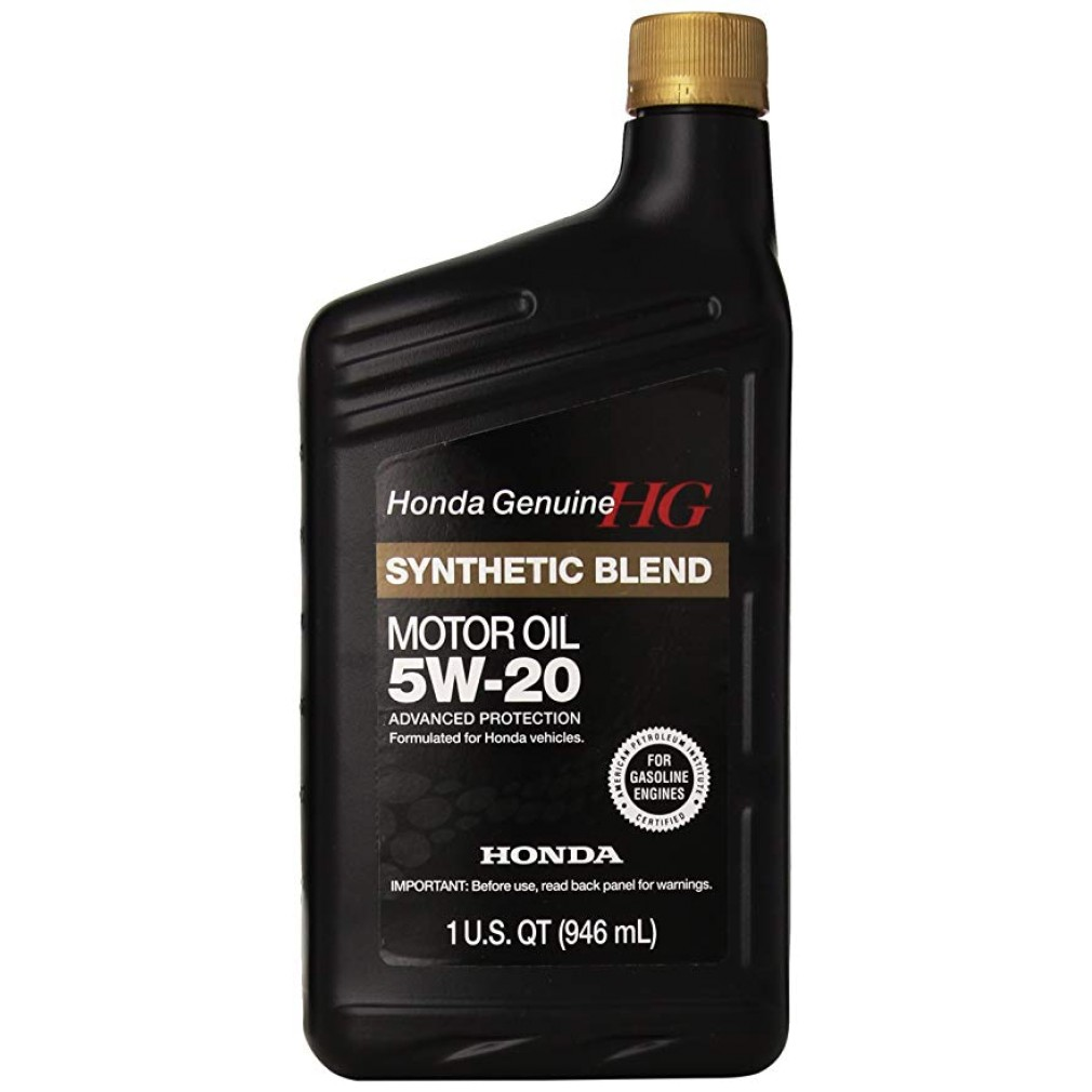 Оригинальное моторное масло HONDA 5W-20 0,946л (USA)