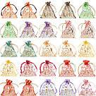 Подарочные мешочки из органзы, фото 2