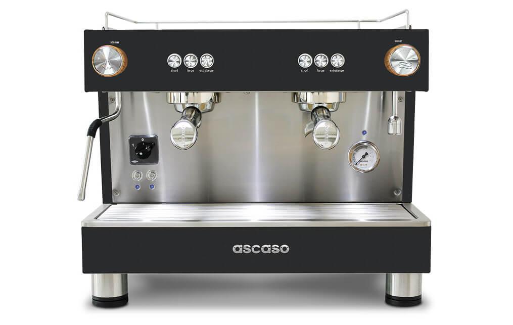 Кофемашина ASCASO Bar One - 2 группы