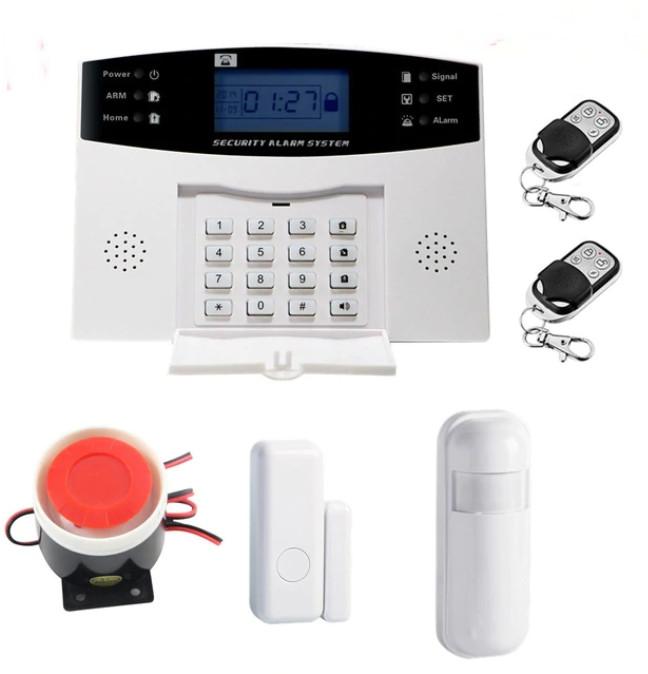 Полный комплект беспроводной GSM сигнализации Kerui PG500 / B2G / GSM30А (комплект 1 home)