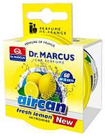 Автоосвежитель Dr. Marcus Senso Aircan - Lemon, Ароматизатор автомобильный (Пахучка в салон авто)