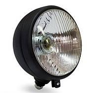 Фара МТЗ,ЮМЗ передняя с ламп. в метал. корпусе ФГ-305М