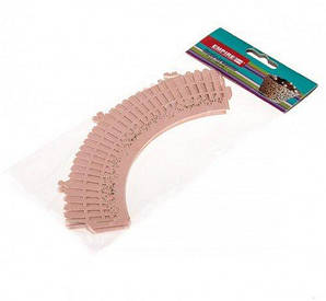 Накладка бумажная декоративная ажурная для маффинов разных цветов (уп 20 шт) 0379