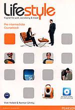 Учебник  Lifestyle Pre-Int Student's book +cd