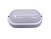 Светодиодный ЖКХ светильник 8W овал ip65