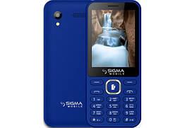 Мобільний телефон Sigma mobile X-style 31 Power Blue MediaTek MTK6261 3100 маг