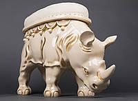 """Элитный мягкий пуф """"Носорог"""" под заказ. Пуфик из натурального дерева от фабрики производителя под заказ"""