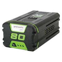 Greenworks PRO 80V 4.0 Ач литий-ионная батарея G80B4 (2901307) ( GBA80400 )