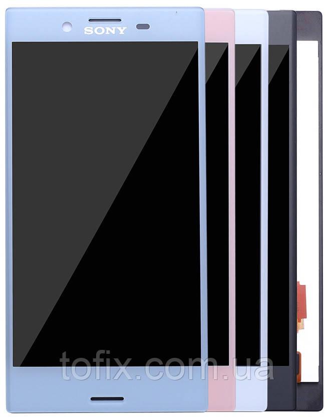 Дисплей для Sony Xperia X Compact F5321, модуль в сборе (экран и сенсор), оригинал
