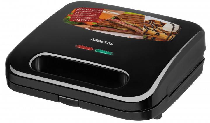 Бутербродница Ardesto SM-H300B, фото 2