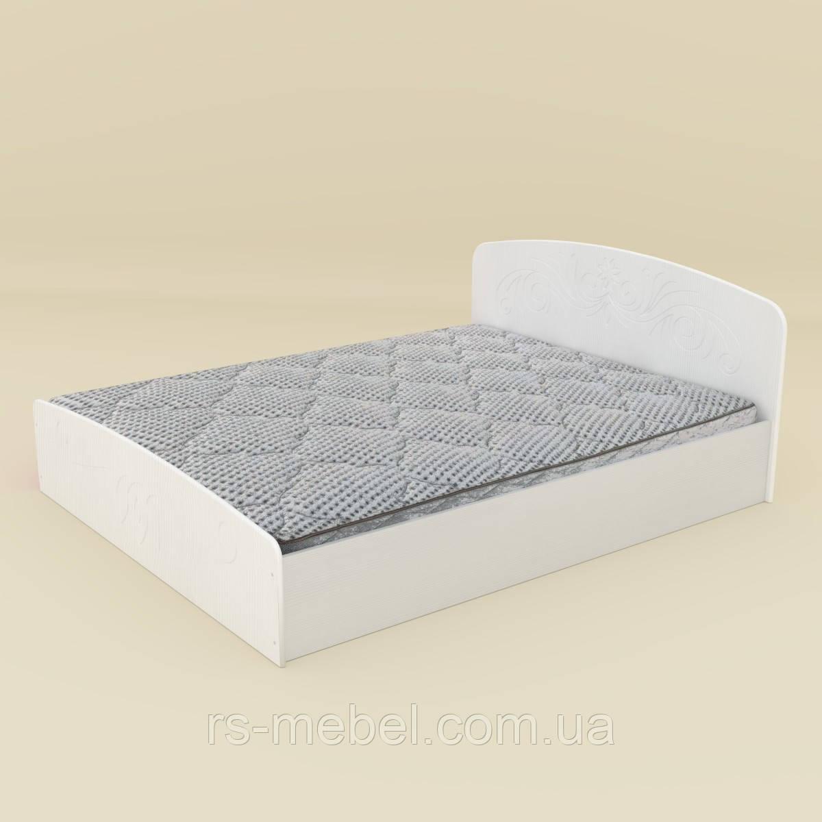 """Ліжко """"Ніжність-160 МДФ"""" (Компаніт)"""