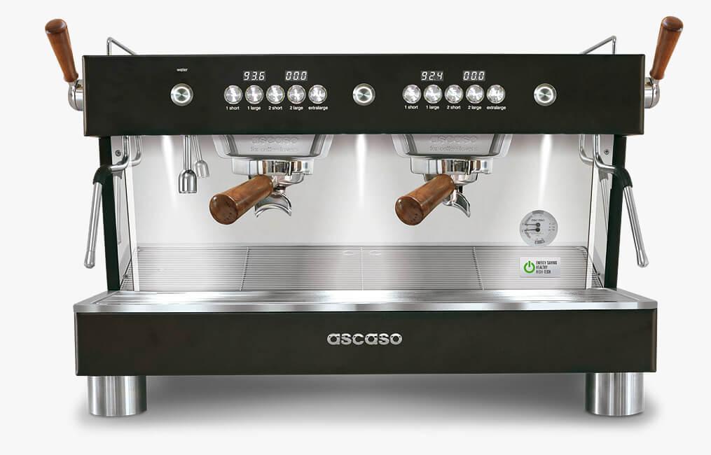 Кофемашина ASCASO Barista T Plus - 2 группы