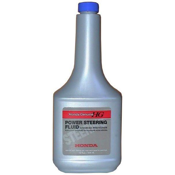 Гидравлическое масло HONDA для ГУР (PSF) 0,354л (USA) Оригинальное