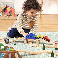 Деревянная железная дорога . Подходит для Thomas. Battat - wild ridge train