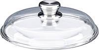 Крышка Berghoff Cast Line 2306284 из закаленного стекла (24 см) | стеклянная крышка на кастрюлю Бергофф,Бергоф, фото 1