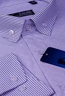 Мужская рубашка в полосочку Lab 38
