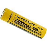 Аккумулятор NiteCore 18650 Li-ion PCB 3400 mAh
