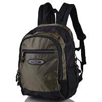Школьный рюкзак Onepolar 1283 зелёный (1-3 класса)