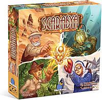 Настольная игра Скарабеи Scarabya Blue orange, фото 1
