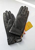 Женские лайковые перчатки Lovers, подкладка плюш