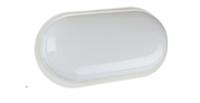 Світлодіодний світильник ЖКГ 20W овал ip65