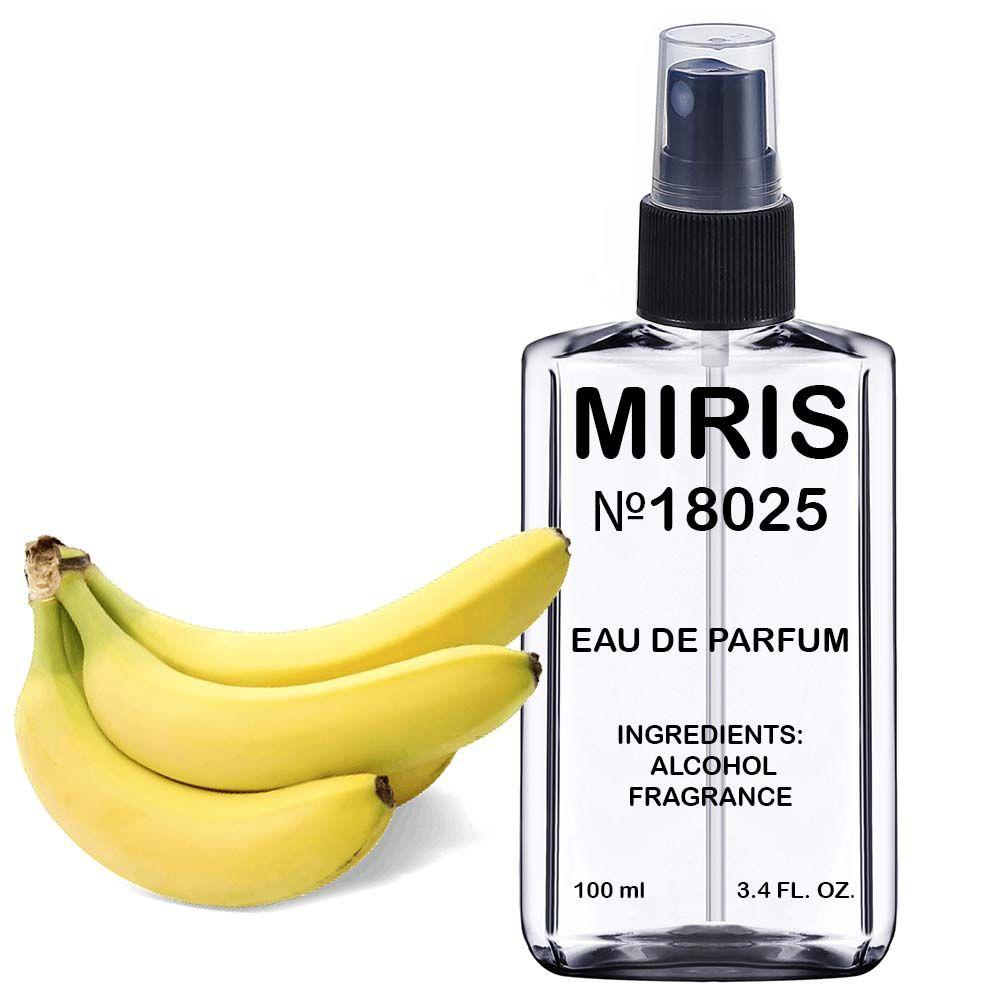 Духи MIRIS №18025 Banane (Аромат Банана) Унисекс 100 ml