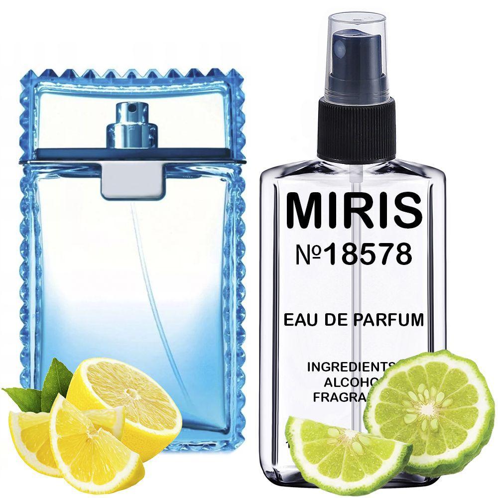 Духи MIRIS №18578 (аромат похож на Versace Man Eau Fraiche) Мужские 100 ml