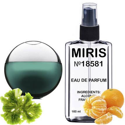 Духи MIRIS №18581 (аромат похож на Bvlgari Aqva Pour Homme) Мужские 100 ml, фото 2