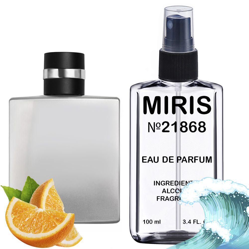 Духи MIRIS №21868 (аромат похож на Chanel Allure Homme Sport) Мужские 100 ml